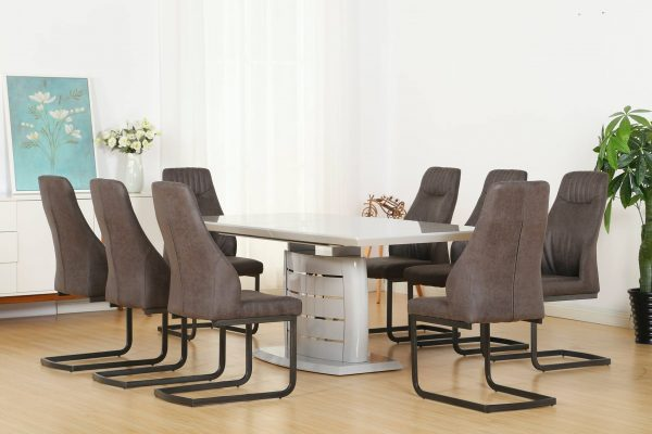 Anthony Dining Table and Chairs