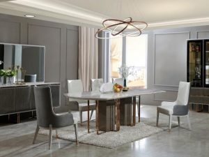 Barack Dining Table and Chairs