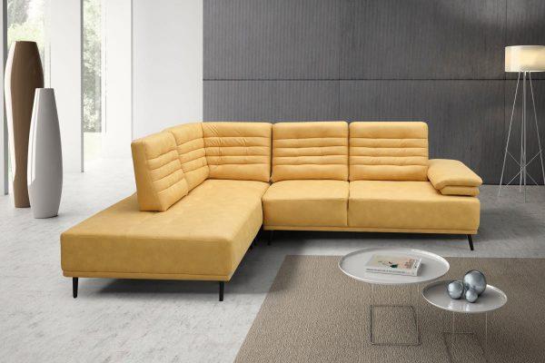 Cayenne L-Shape Fabric Sofa