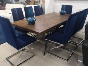 Fabian Dining Table and Chairs